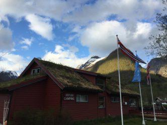 Bøyum Camping Fjærland